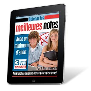 Meilleures Notes, Application Etudiant iPad